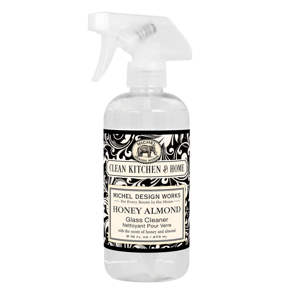 HONEY ALMOND KITCHEN GLASS CLEANER