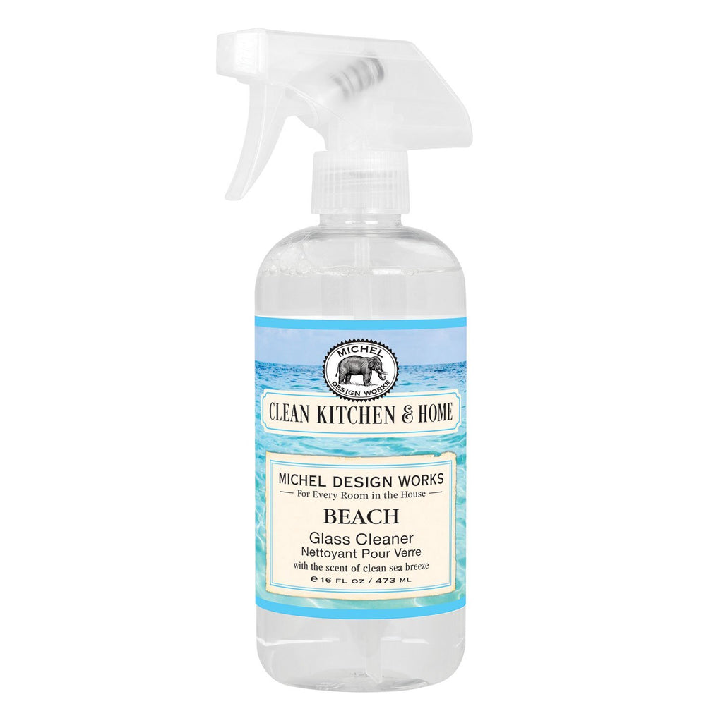 BEACH KITCHEN GLASS CLEANER