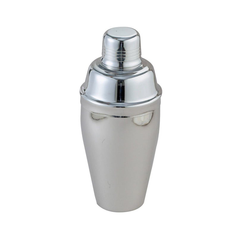 Stainless Steel Cocktail Shaker, 18 ounces