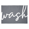 """WASH"" TEA TOWEL"