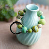 GREEN SMALL WRIST KEYCHAIN