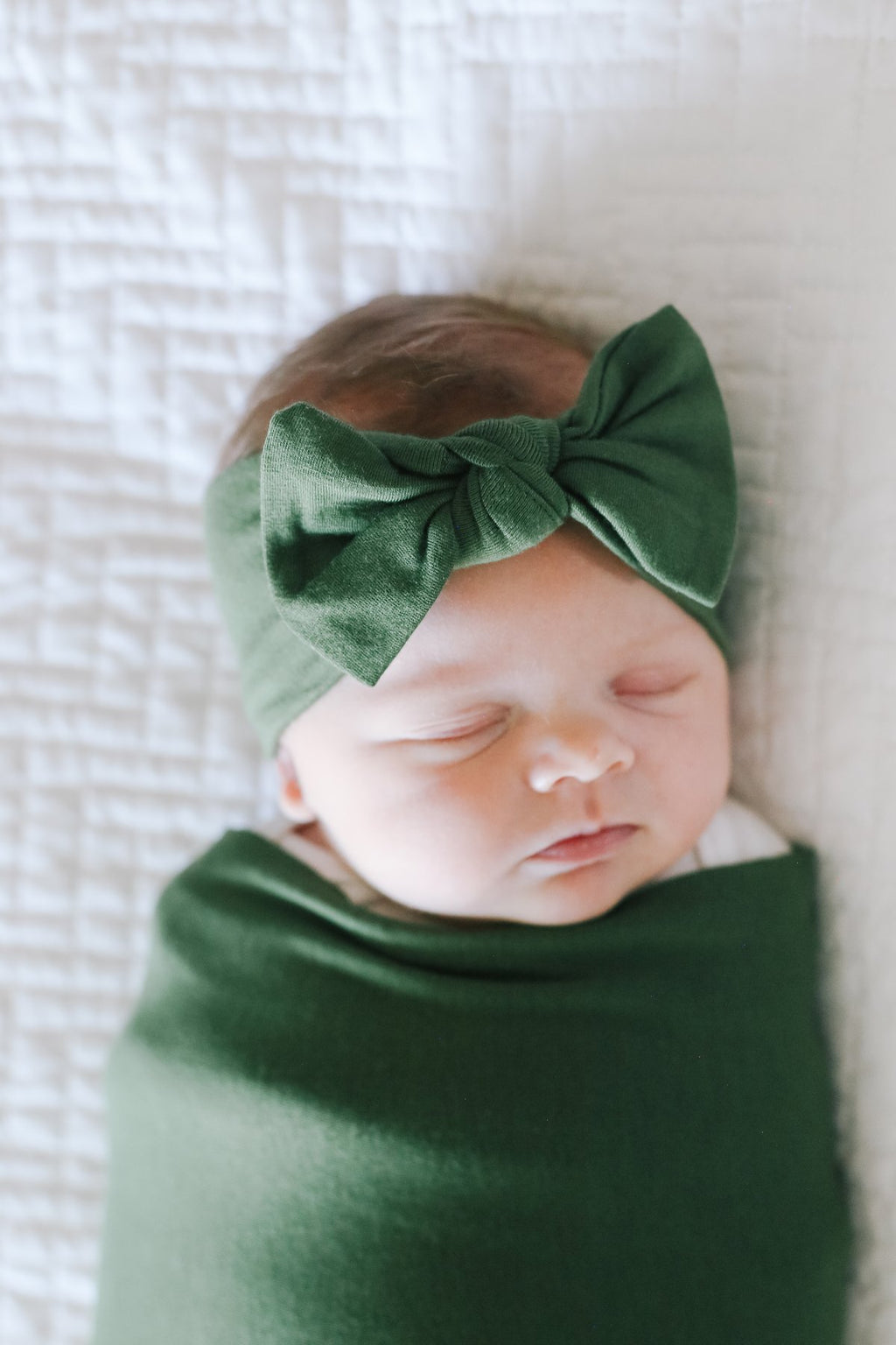 Adler Knit HeadBand Bow
