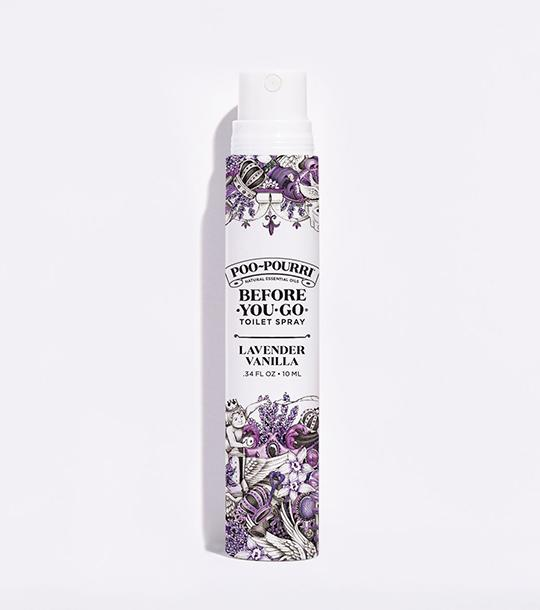 LAVENDER VANILLA DEODORIZING SPRAY 10 ML