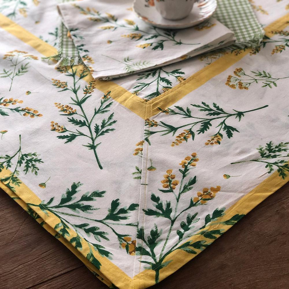 "Meadow 60"" x 60"" Tablecloth"