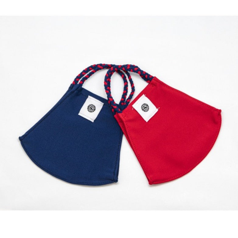 Pomchies- Red/ Navy 2 Pack