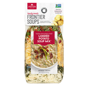 ROCKY MOUNTAIN TRAIL LOADED POTATO SOUP