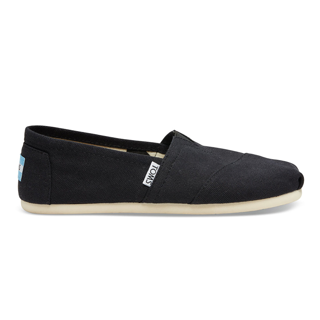 BLACK CANVAS WOMENS