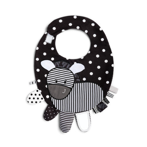 Activity Bib - Zebra