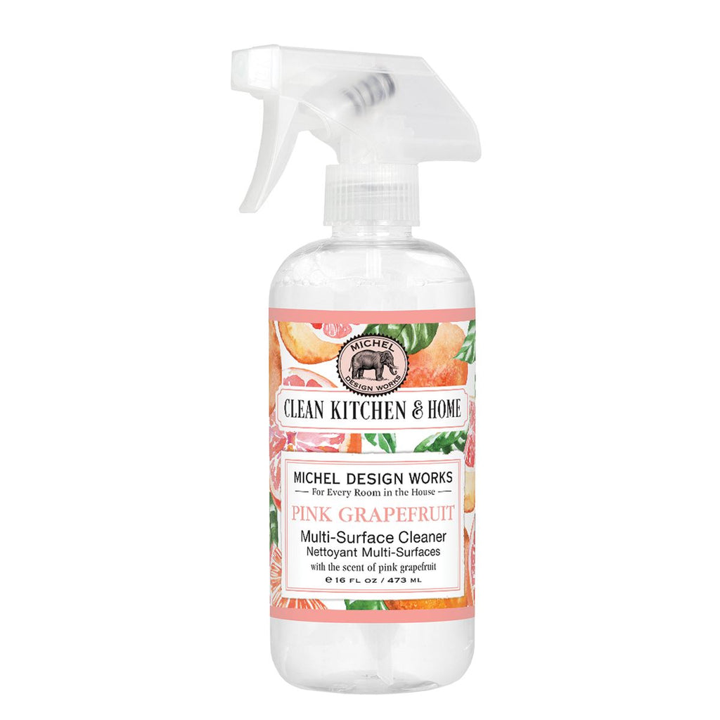 Pink Grapefruit Multi-Surface Cleaner