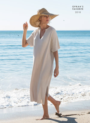 the COZYCHIC ULTRA LITE Caftan- Sand Dune