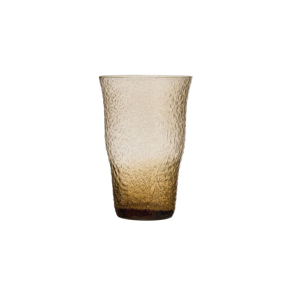 8 oz. Amber Glass Tumbler