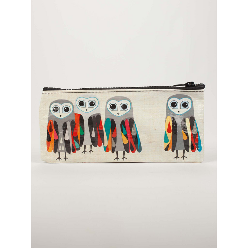 HOO'S NEXT PENCIL CASE