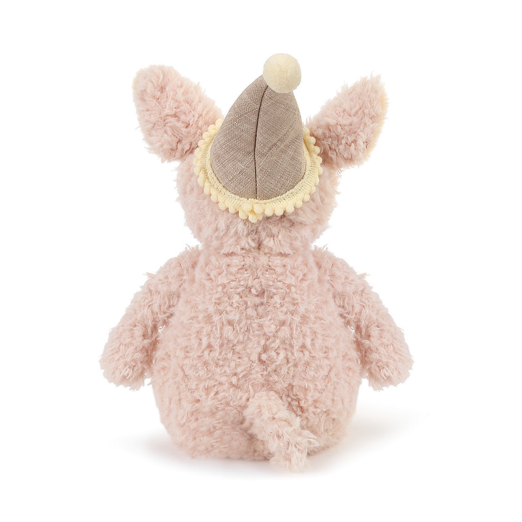 Piggy Wigg the Birthday Pig Plush Toy