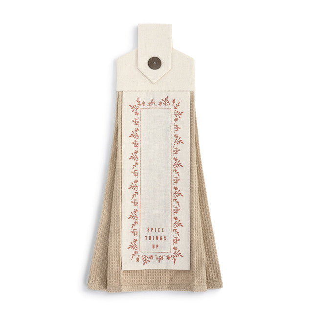 Spice Things Up- Tea Towel