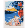 LAKE WINE DISH TOWEL