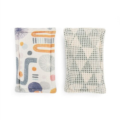 Kaleidoscope Kitchen Sponge- Set of 2