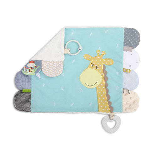 Activity Blankie - Giraffe
