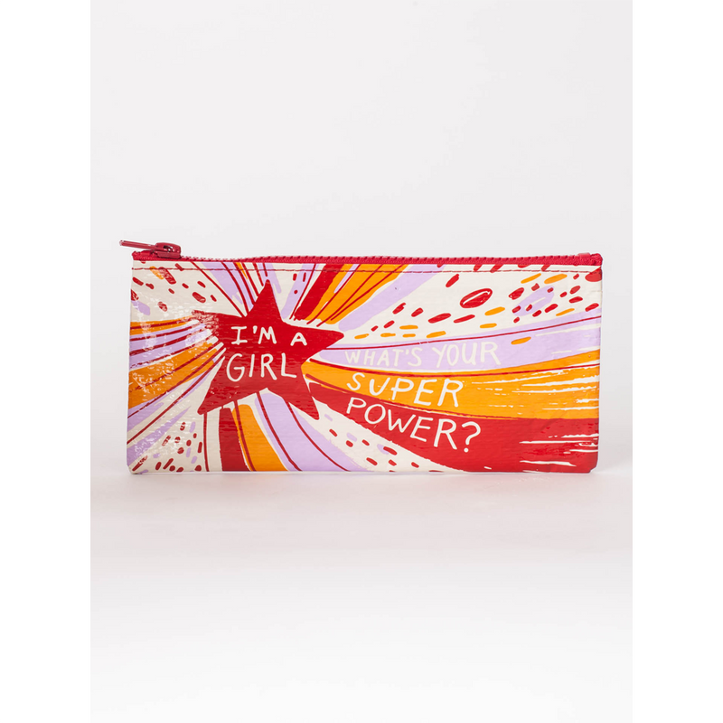 SUPERPOWER PENCIL CASE