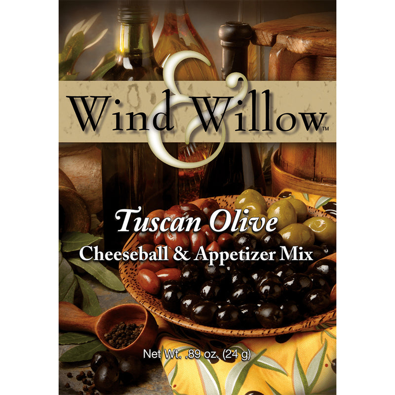 TUSCAN OLIVE CHEESEBALL MIX