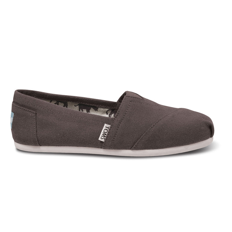 WOMENS CLASSIC CANVAS GREY