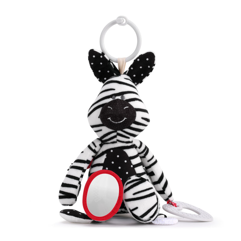 Activity Teether Buddy - Zebra