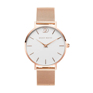 Watch - Rose Gold Noblia