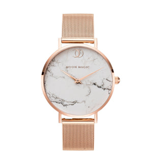 Watch - Rose Gold Marbelia
