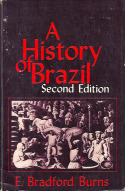 A History of Brazil, Second Edition