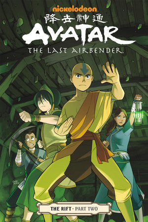 Avatar: The Last Airbender – The Rift Part 2