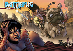 Battlepug Volume 1