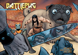 Battlepug Volume 4: The Devil's Biscuit