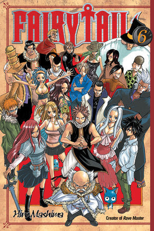 Fairy Tail 6