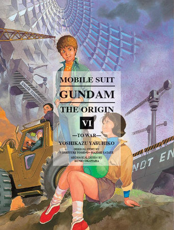 Mobile Suit Gundam: The ORIGIN, Volume 6
