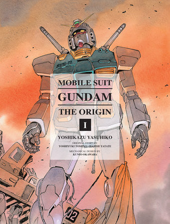 Mobile Suit Gundam: The ORIGIN, Volume 1