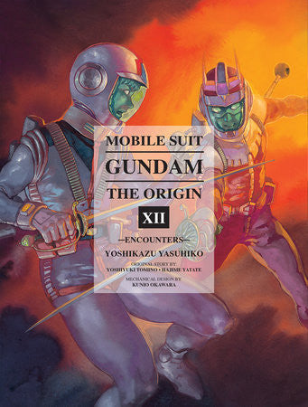Mobile Suit Gundam: The ORIGIN, Volume 12