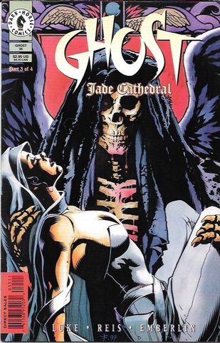 Ghost # 35 Dark Horse Comics