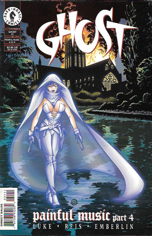 Ghost # 31 Dark Horse Comics