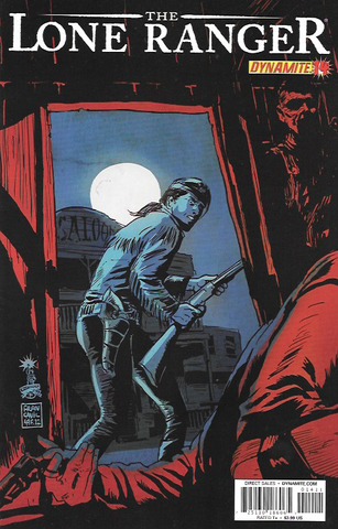 The Lone Ranger # 14 Dynamite Entertainment