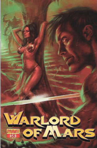 Warlord Of Mars # 18 Dynamite Entertainment