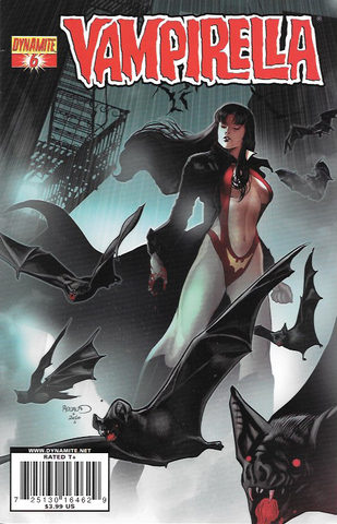 Vampirella # 6 Dynamite Entertainment Vol. 4