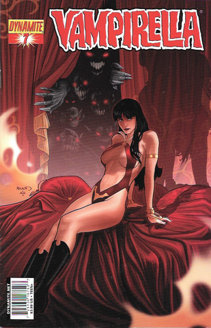 Vampirella # 7 Dynamite Entertainment Vol. 4