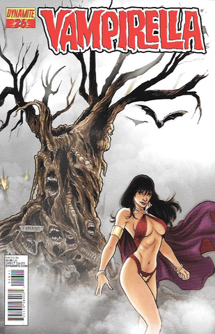 Vampirella # 26 Dynamite Entertainment Vol. 4