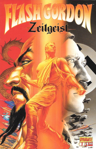 Flash Gordon: Zeitgeist # 1  Dynamite Entertainment