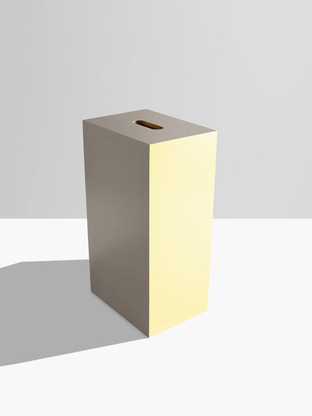 Plywood in Grey and Yellow