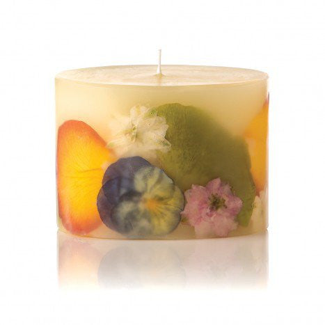 Orange Blossom & Honey Petite Botanical Candle