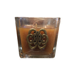 Cinnamon Cider Small Cube Candle
