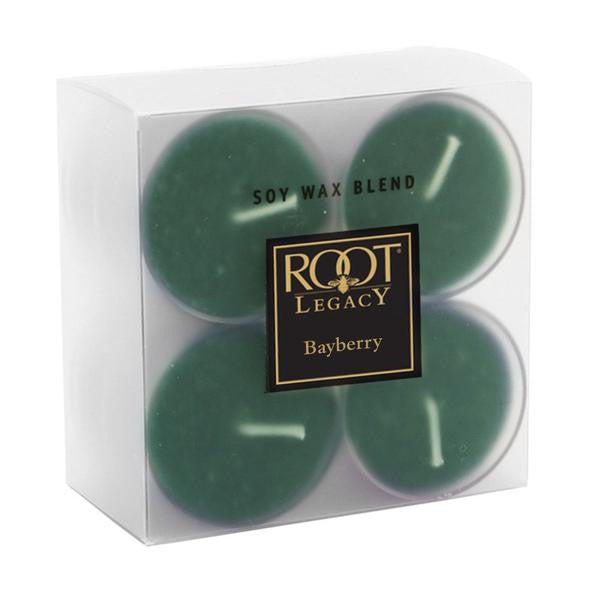 Root Candle Tealights - Bayberry