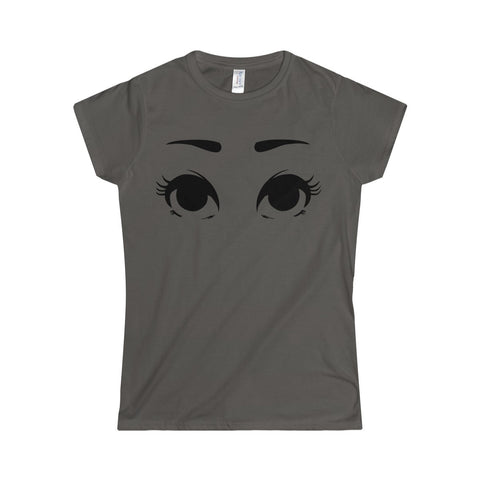 Anime Eye's Softstyle Women's T-Shirt