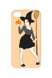 Wicked Witch - iPhone Case - DrawnByB