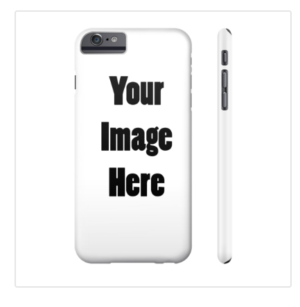 Custom Phone Cases - DrawnByB